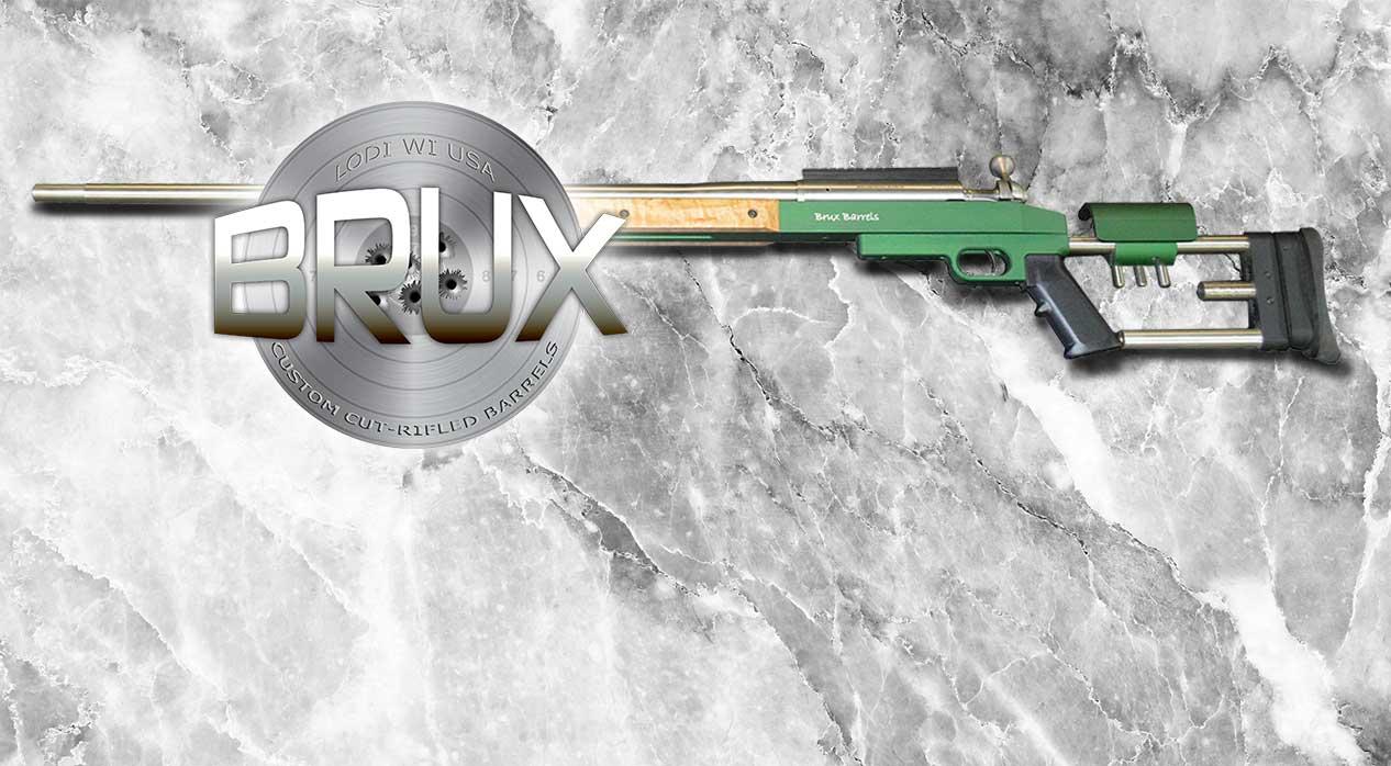 Brux Barrels LLC Custom Cut-Rifled Rifle Barrels Lodi WI